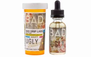 Рецепт bad drip ugly butter, vaporever voodoo, exotic